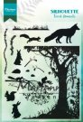 Marianne Design Clear Stamps - Silhouette Forest Animals