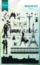 Marianne Design Clear Stamps - Silhouette Paris
