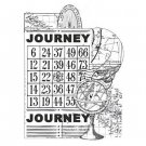 Kaisercraft Vintage Collection Clear Stamp - Journey