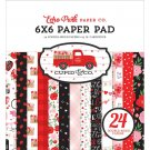 "Echo Park 6""x6"" Paper Pad - Cupid & Co. (24 sheets)"