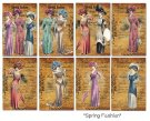 Decorer Spring Fashion Paper Pack (7x10.8cm)
