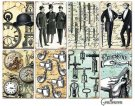 Decorer Gentlemen Paper Pack (7x10.8cm)