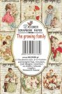 Decorer The Growing Family Paper Pack (7x10.8cm)