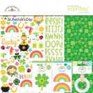 "Doodlebug 12""x12"" Essentials Page Kit - Lots O' Luck"