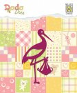 Nellies Choice DADA Baby Die - Stork