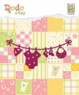 Nellies Choice DADA Baby Die - Clothesline