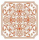 Marianne Design Embossing Folder - Anjas Square