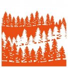 Marianne Design Embossing Folder - Forest