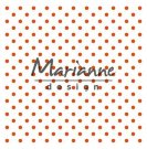 Marianne Design Embossing Folder - Polka Dots