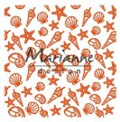 Marianne Design Embossing Folder - Sea Shells