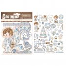 Stamperia Die Cuts - Little Boy
