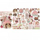 Stamperia Die-Cuts - Sweety
