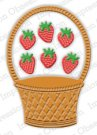 Impression Obsession Dies - Strawberry Basket