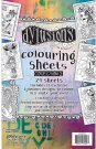 Dyan Reaveleys Dylusions Coloring Sheets #2