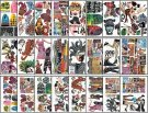 Dyan Reaveleys Dylusions 8.5x11 Collage Sheets - Set 2 (24 sheets)