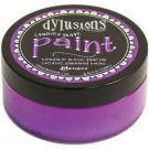 Dylusions Blendable Acrylic Paint - Crushed Grape (59 ml)