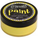 Dylusions Blendable Acrylic Paint - Lemon Zest (59 ml)
