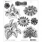 Dyan Reaveleys Dylusions Cling Stamp Collections - Foliage Fillers