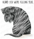 Stamping Bella Cling Stamps - Mastiff