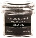 Ranger Super Fine Detail Embossing Powder - Black