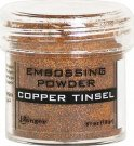 Ranger Embossing Powder - Copper Tinsel