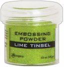 Ranger Embossing Powder - Lime Tinsel