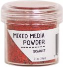 Ranger Mixed Media Powders - Scarlet