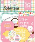 Echo Park Easter Wishes Cardstock Die-Cuts - Icons (33 pack)
