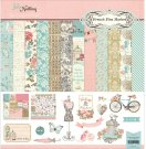 "Photo Play 12""x12"" Paper Collection Pack - French Flea Market (13 sheets)"