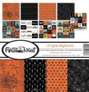 "Reminisce 12""x12"" Collection Kit - Fright Night (9 sheets)"
