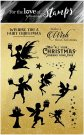 Hunkydory Clear Stamp Set - A Magical Christmas: A Christmas Wish