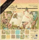 Graphic 45 Deluxe Collectors Edition Pack - Once Upon A Springtime