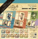 Graphic 45 Deluxe Collectors Edition Pack - Place In Time (Undated Calender Designs)
