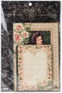 Graphic 45 - Portrait Of A Lady Ephemera Cards