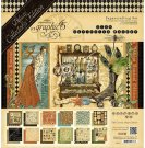 Graphic 45 Deluxe Collectors Edition Pack - Olde Curiosity Shoppe