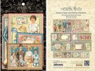 Graphic 45 Penny's Paper Doll Ephemera Cards (32 pack)