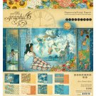 "Graphic 45 - 8""x8"" Dreamland Collection Pack (24 sheets)"