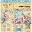 "Graphic 45 12""x12"" Collection Pack - Fairie Wings (17 sheets)"