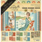 "Graphic 45 12""x12"" Deluxe Collector's Edition Pack - Home Sweet Home"