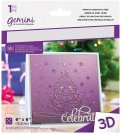 Crafters Companion Gemini 3D Embossing Folder - Ornate Christmas Tree