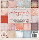 49 & Market Heirloom Botanicals 12x12 Collection Pack (9 sheets)