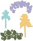 Heartfelt Creations Cut & Emboss Dies - Blushing Rose Stem
