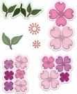 Heartfelt Creations Cut & Emboss Dies - Flowering Dogwood