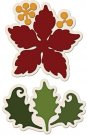 Heartfelt Creations Cut & Emboss Dies - Large Sparkling Poinsettia