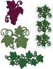 Heartfelt Creations Cut & Emboss Dies - Italiana Grapevines