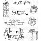 Heartfelt Creations - Gift Wrapped Presents (8 stamps)