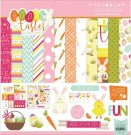 "Photo Play 12""x12"" Collection Pack - Hoppy Easter (13 sheets)"