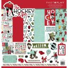 "PhotoPlay 12""x12"" Collection Pack - The Hockey Life (7 sheets)"