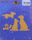 Nellies Choice Hobby Solutions Die Cut - Dogs