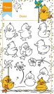 Marianne Design Clear Stamp Set - Hetty's Ducks